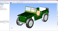 3D-������ ���������� Willys MB